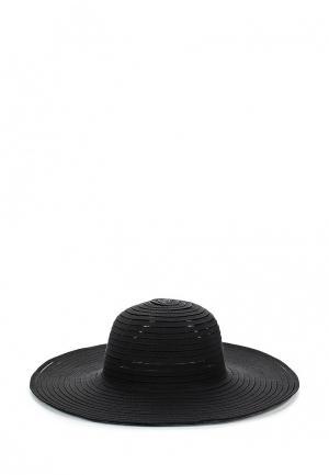 Шляпа Fabretti. Цвет: черный