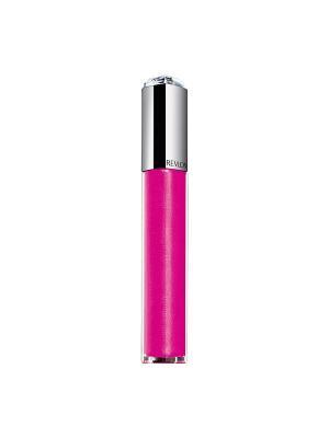 Помада-блеск для губ Ultra Hd Lip Lacquer,  Tourmaline 510 Revlon. Цвет: розовый