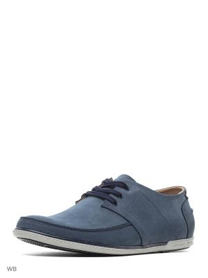 Ботинки PLATINUM. Цвет: серо-голубой