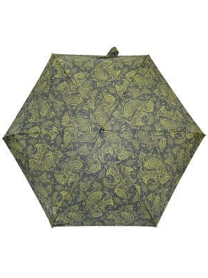 Зонт H.DUE.O. Цвет: зеленый, желтый