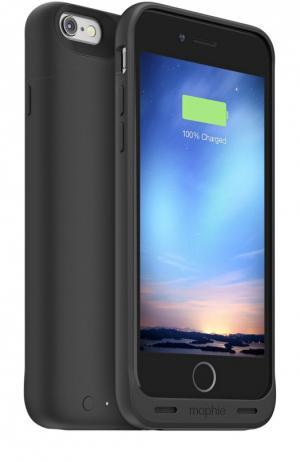 Чехол-аккумулятор Juice Pack Reserve для iPhone 6/6s на 1840 mAh Mophie. Цвет: черный