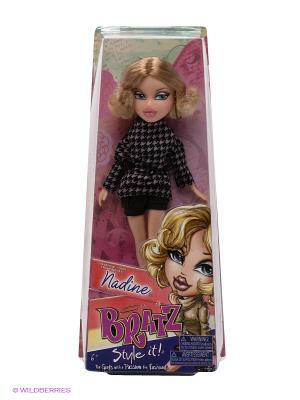 Кукла Надин BRATZ. Цвет: черный, белый