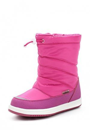 Дутики Alaska Originale. Цвет: розовый