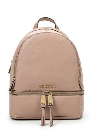 Рюкзак Michael Kors. Цвет: розовый