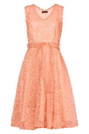 Платье Apart. Цвет: абрикосовый