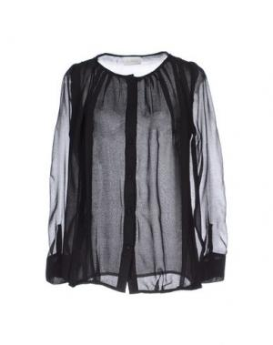 Pубашка LA KORE. Цвет: черный