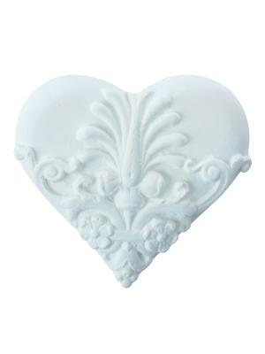 Ароматические украшения Сердце Арабеска Т2, аромат Лучный свет Mathilde M. Цвет: белый