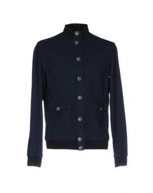 Куртка FRADI. Цвет: темно-синий