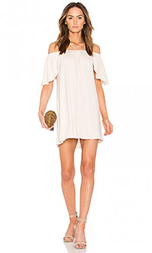 Платье marley De Lacy. Цвет: розовый