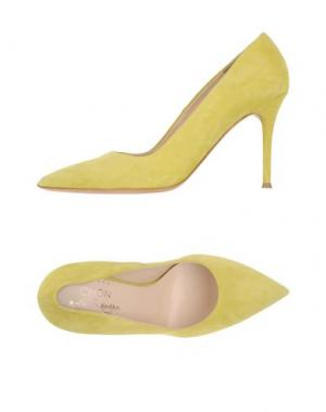 Туфли CHON. Цвет: желтый