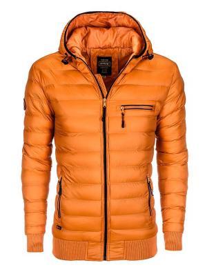 Куртка OMBRE. Цвет: оранжевый