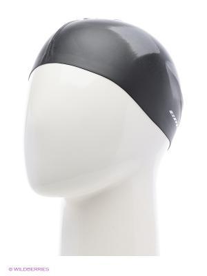 Шапочка для плавания EMDI. Цвет: черный