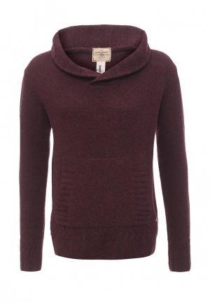 Пуловер ZU Elements. Цвет: фиолетовый
