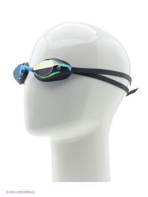Стартовые очки Record breaker rainbow Mad Wave. Цвет: черный