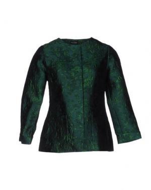 Пиджак CHARLOTT. Цвет: изумрудно-зеленый