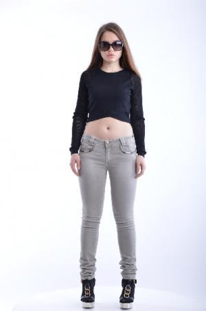 Джинсовые брюки BETWOIN