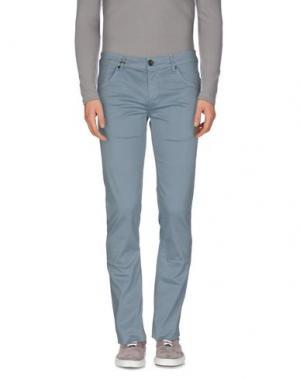 Повседневные брюки AR AND J. Цвет: серый
