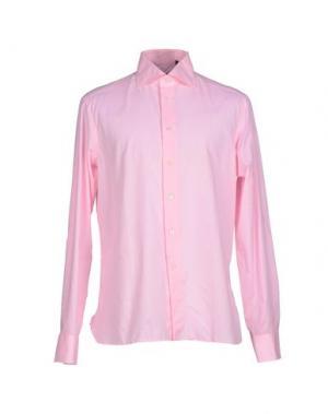 Pубашка SONRISA. Цвет: розовый