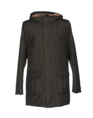 Куртка EXIBIT. Цвет: зеленый-милитари