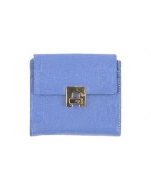 Бумажник GIUDI. Цвет: сиреневый