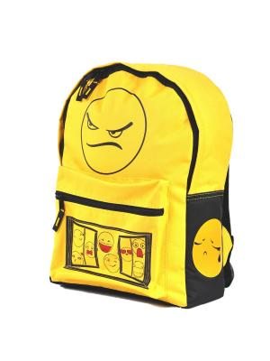Рюкзак ALPICA. Цвет: желтый