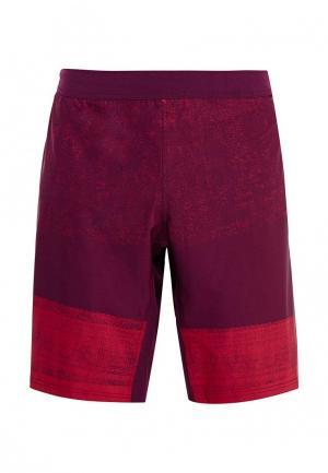 Шорты спортивные adidas. Цвет: фиолетовый