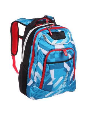 Рюкзак TRIBUNE PACK Ogio. Цвет: синий, красный