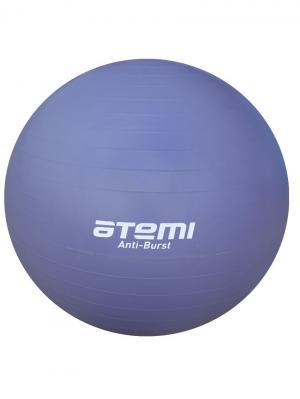 Мяч для фитнеса (антивзрыв) 75 см Atemi. Цвет: фиолетовый