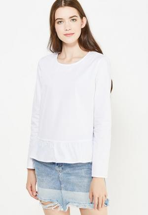 Блуза Bestia. Цвет: белый