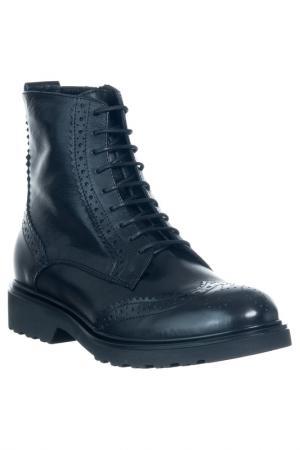 Ботинки Piampiani. Цвет: черный
