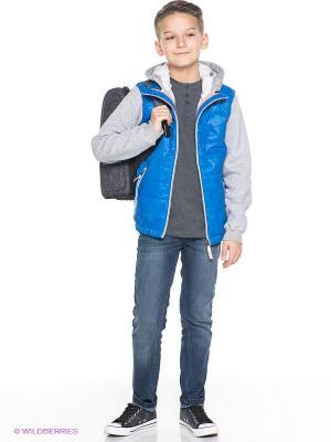 Куртка Orby. Цвет: синий