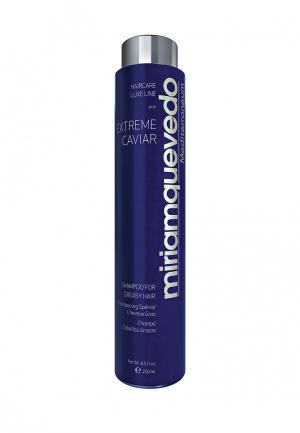 Шампунь для жирных волос Miriam Quevedo. Цвет: синий