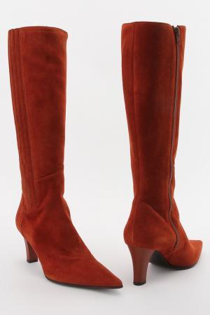 Сапоги Dolce Vita. Цвет: оранжевый