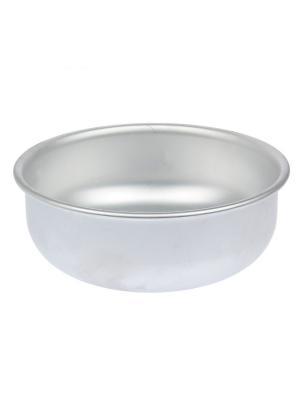 Таз для варенья 10,6 л, 360 мм Калитва. Цвет: светло-серый, белый, серый меланж