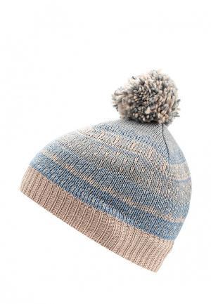 Комплект шапка, шарф и варежки Marks & Spencer. Цвет: разноцветный