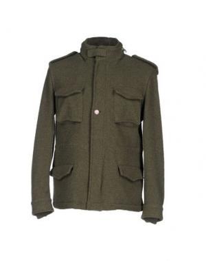 Куртка REVERES 1949. Цвет: зеленый-милитари