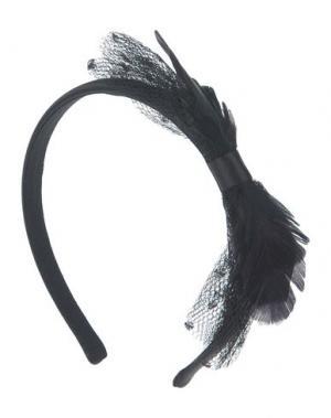 Аксессуар для волос RED(V). Цвет: черный