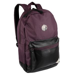 Рюкзак городской  Personal Pinot Billabong. Цвет: черный,фиолетовый