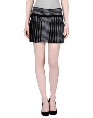 Мини-юбка SLY010. Цвет: черный