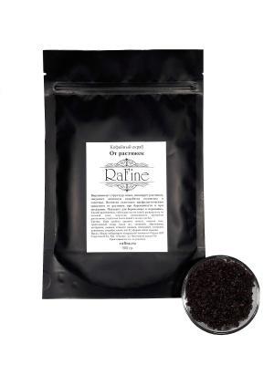 Скраб кофейный от растяжек, 500 гр. RAFINE. Цвет: коричневый
