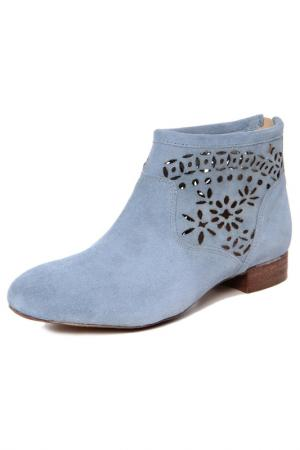 Boots EYE. Цвет: blue