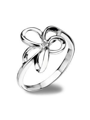 Кольцо HOT DIAMONDS. Цвет: серебристый