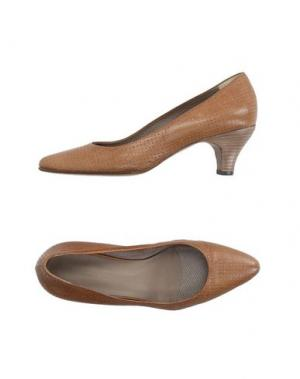 Туфли LABORATORIGARBO. Цвет: коричневый