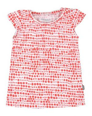 Платье IMPS&ELFS. Цвет: красный