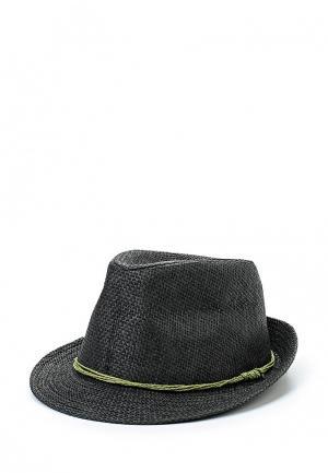 Шляпа Piazza Italia. Цвет: черный