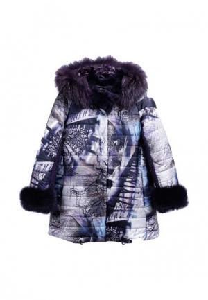 Куртка GALLOTTI. Цвет: разноцветный