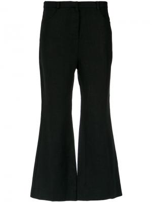 Cropped trousers Andrea Marques. Цвет: none