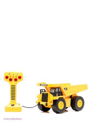 Cтроительная техника Toystate самосвал. Цвет: желтый