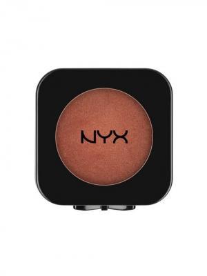 Румяна High Definition BLUSH - BRONZED 01 NYX PROFESSIONAL MAKEUP. Цвет: светло-коричневый