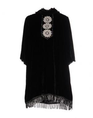 Короткое платье JUPE BY JACKIE. Цвет: черный